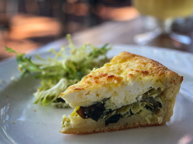 Flamiche| French Cuisine