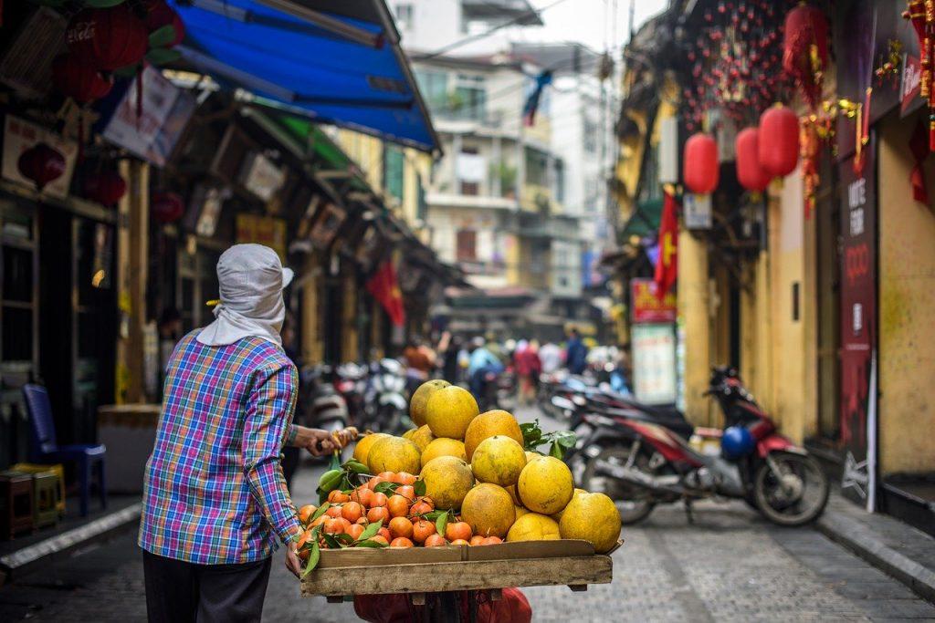 Hanoi Street | Vietnam Safe