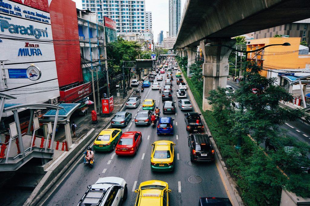renting a car in Thailand| Thai roads