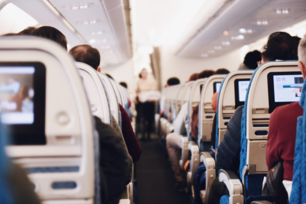 Back rows are always good| flight hacks