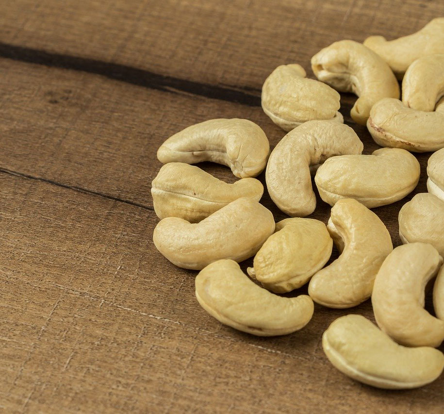 Cashews are a best Food for happiness