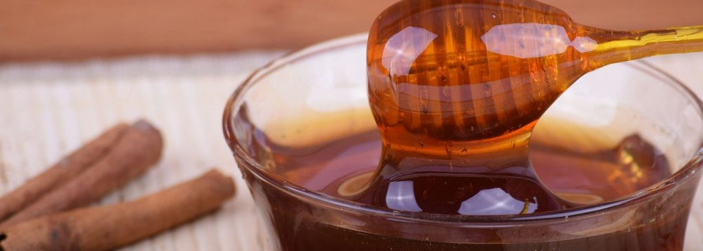pure Honey is a healthy mood fixing food