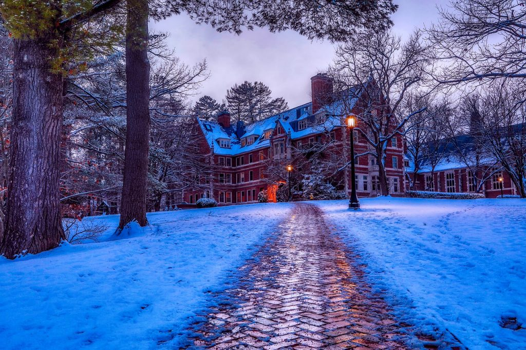 Best winter vacations in the USA