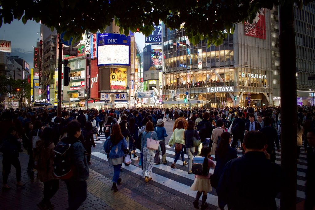first time traveler to japan