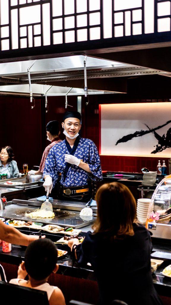 okonomiyaki restaurants
